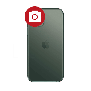 IPHONE 11 PRO MAX camera arriere