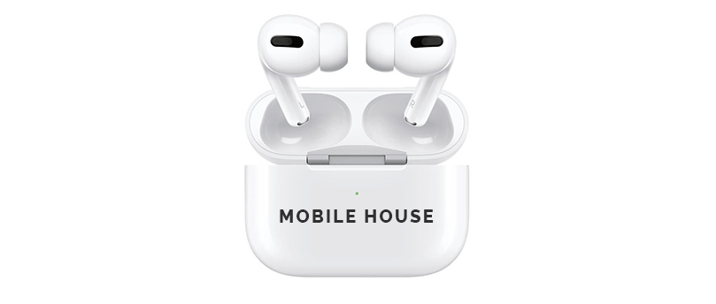 airpods personnaliser mobile house