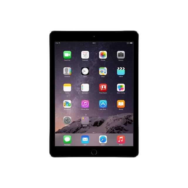 apple ipad air 2 wifi 64gb spacegrey mgkl2kn a