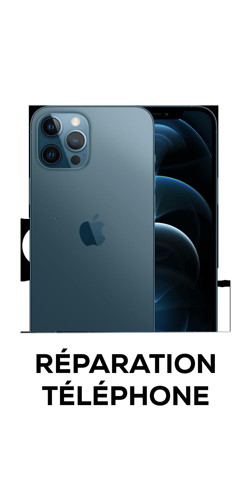 reparation iphone 12