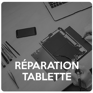reparation tablettte MH